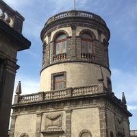 Photo taken at Museo Nacional de Historia (Castillo de Chapultepec) by diana c. on 11/25/2012