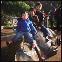Photo taken at San Francisco Zoo by Andrew C. on 1/28/2013