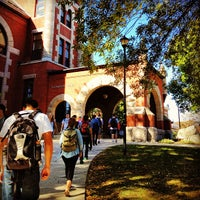 Photo taken at Thompson Hall by Jason B. on 9/27/2012
