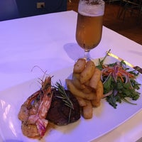 Photo taken at The Raw Prawn by Tom Y. on 4/7/2016