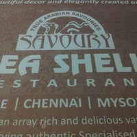 Photo taken at Savoury - Sea Shell by Ajit R. on 2/17/2013