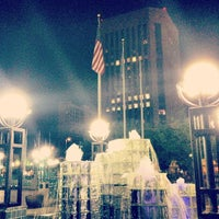 Photo taken at Boise City Hall by Ben W. on 5/21/2013