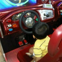 Photo taken at Playland chandra super-store by Яȋ̝̊̅ά Ğ Pr̶̲̥̅ã♏ªπά on 10/20/2012