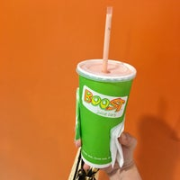 Photo taken at Boost Juice Bar by shimi r. on 12/4/2016