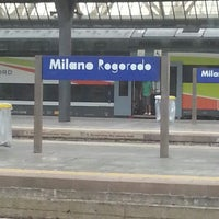 Photo taken at Milano Rogoredo Railway Station (IMR) by Gianluca P. on 6/20/2013