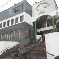 Photo taken at Municipalidad de Santiago de Surco by Dora Lucia V. on 12/17/2014