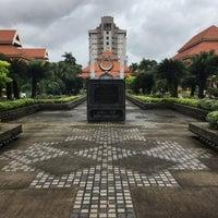 Photo taken at Pejabat Setiausaha Kerajaan (SUK) Negeri Kelantan by Kelfolks G. on 1/1/2017