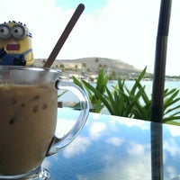 Photo taken at Island Brew Coffeehouse by Howie Y. on 9/1/2013