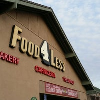 Photo taken at Food 4 Less by Lou C. on 3/6/2014