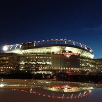 Photo taken at Sports Authority Field at Mile High by Nayo C. on 12/24/2012