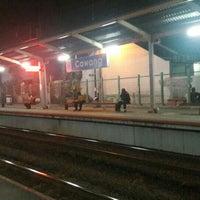 Photo taken at Stasiun Cawang by Yan Benedict M. on 5/13/2016