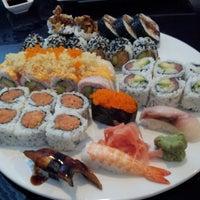 Photo taken at Fujiyama Sushi and Hibachi Grill by Ben H. on 5/28/2013