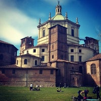 Photo taken at Parco delle Basiliche by Santa P. on 3/17/2014