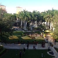 Photo taken at Shops at Merrick Park by Alexandra L. on 10/27/2012