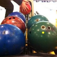 Photo taken at Paloko Bowling by Tomer on 11/18/2012