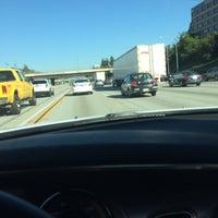 Photo taken at CA-134 / I-210 Freeway Interchange by 🇺🇸pt_princess78 1 🇺🇸 on 3/6/2015
