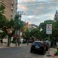 Photo taken at Rua Felipe Camarão by Leo M. on 4/23/2014