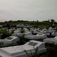 Photo taken at Catholic Cemetery Miri by Tony J. on 11/2/2012