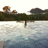 Photo taken at Pimalai Resort & Spa by ブルーノ on 7/25/2013