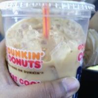 Photo taken at Dunkin' Donuts by TiaBaby H. on 11/25/2013