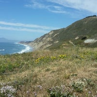 Photo taken at Pacific Coast Highway by Valentina J. on 6/11/2013