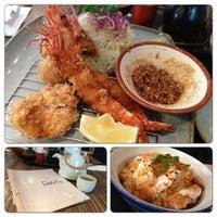 Photo taken at Tonkatsu by Wa Kitchen by Joe K. on 7/7/2013