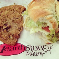 Photo taken at Hearthstone Bakery And Cafe by Elizabeth D. on 1/3/2013