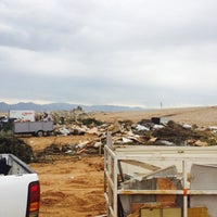 Photo taken at Los Reales Landfill by David L. on 8/6/2015
