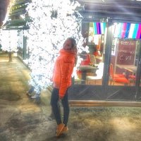Photo taken at Le Petit Champerret by Anna on 12/24/2015