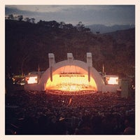 Photo taken at The Hollywood Bowl by Bobby M. on 7/21/2013