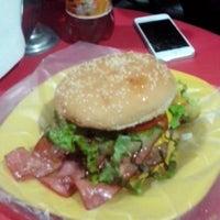 Photo taken at Xtreme Burger by Ram Q. on 4/8/2014