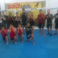 Photo taken at Fight Center Team by Hugo L. on 1/7/2016