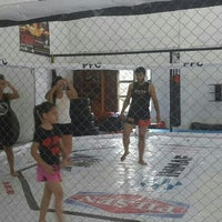 Photo taken at Fight Center Team by Hugo L. on 11/18/2015