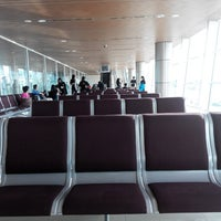Photo taken at Gate 9 by Mohammad B. on 12/3/2013
