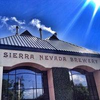 Photo taken at Sierra Nevada Brewing Co. by Drew C. on 5/5/2013