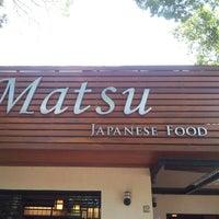 Photo taken at Matsu Japanese Food | 松 by Lucas K. on 12/21/2012