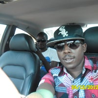 Photo taken at Adewole estate by Jalaluddeen S. on 11/22/2013