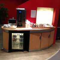 Photo taken at Virgin Trains First Class Lounge by Brian B. on 10/16/2012