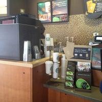 Photo taken at Starbucks by Michelle F. on 1/23/2013