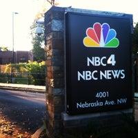 Photo taken at NBC News Washington Bureau by Brian A. on 10/21/2012