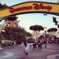 Photo taken at Downtown Disney District by Luvi J. on 6/15/2013