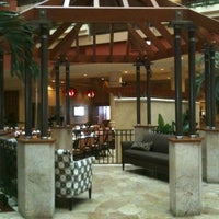 Photo taken at Embassy Suites by Calvin X on 11/16/2012