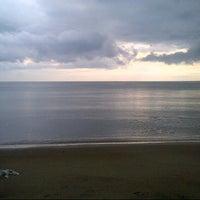 Photo taken at Port Dickson Beach by Eddie H. on 11/30/2013