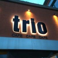 Photo taken at Café Trio by Bobby S. on 5/6/2014