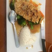 Photo taken at Paya Thai Restaurant by Amelia F. on 6/12/2015