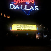 Photo taken at Gilley's Dallas by Megan T. on 1/29/2013