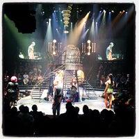 Photo taken at Dallas Theater Center by Plenty W. on 10/11/2014