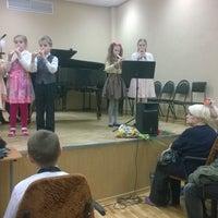 Photo taken at Детская школа искусств № 4 by Владислав😎 В. on 3/5/2016