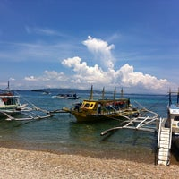 Photo taken at Tabon Port by Lenz on 8/14/2014