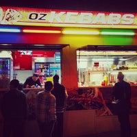 Photo taken at Oz Doner & Chicken Kebab by Aiman H. on 9/23/2013